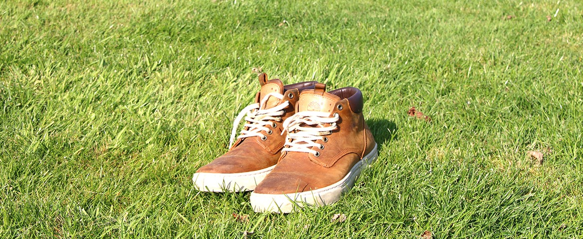In welke schoenen loop jij?