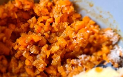 Sweet potat-oats