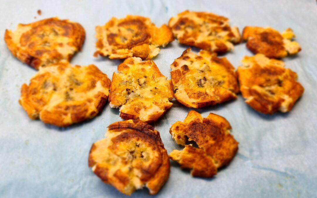 Tostones (Bakbanaanchips)