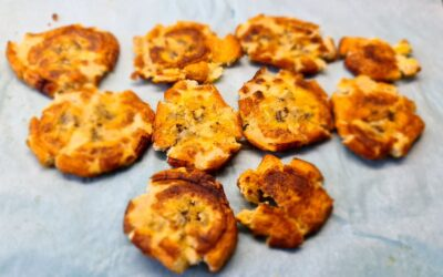 Tostones (Bakbanaanchips)