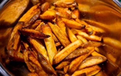 De aller- aller- ALLER lekkerste friet ooit