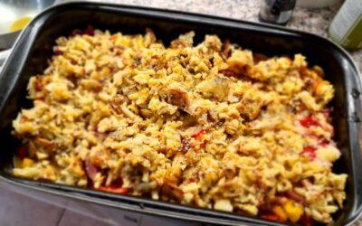 Hashbrowns casserole