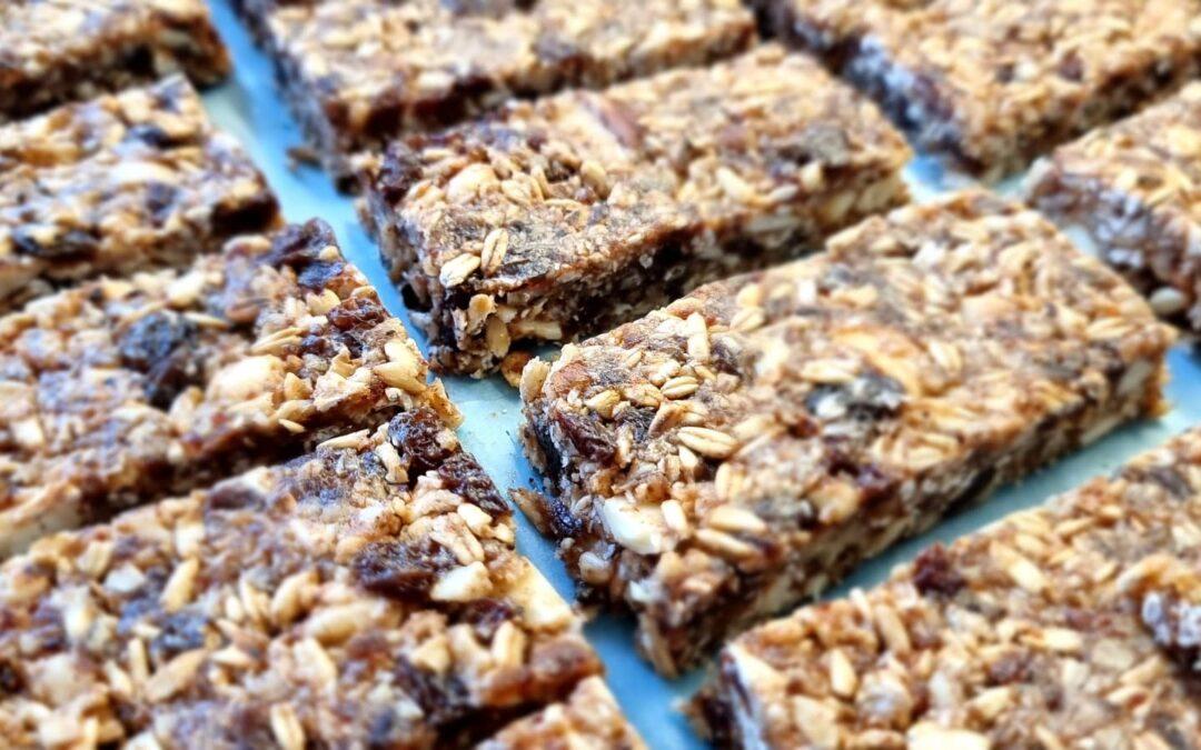 Supergezonde granola repen