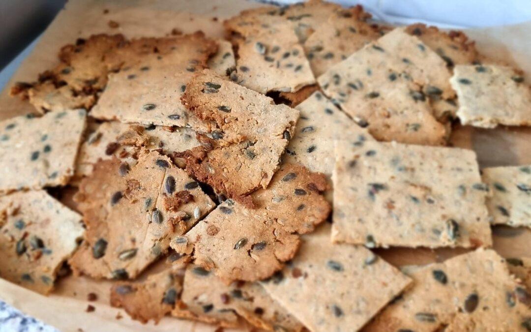 Paleo crackers